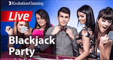 Live dealer blackjack sites online