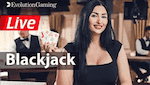 Play Live dealer blackjack sites online